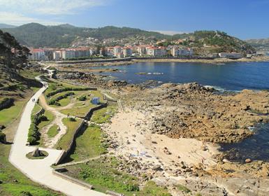 Viajes Galicia 2017: Rías Baixas con Baiona