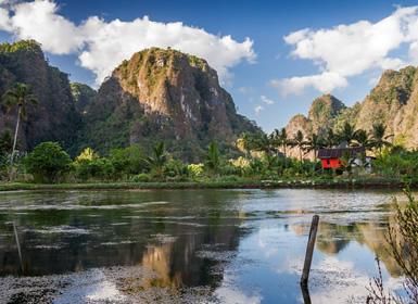 Viajes de Novios combinados Indonesia: Sumatra, Bali y Sulawesi