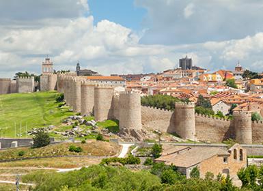 Castilla León: Ruta Isabelina I, tras la huella de Isabel la Católica