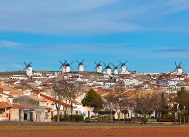 Castilla La Mancha: Ruta de Don Quijote