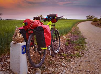 Asturias y Galicia: Camino de Santiago en bicicleta de Oviedo a Santiago
