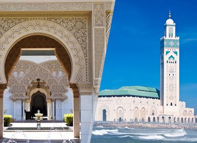 Viajes Marruecos 2017: Casablanca y Marrakech