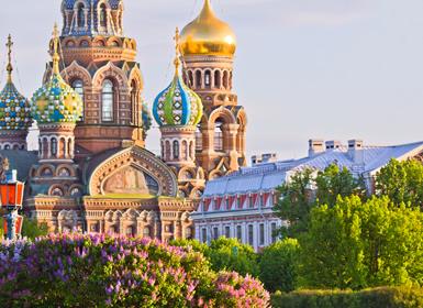Norte de Europa y Rusia: Capitales Bálticas y San Petersburgo