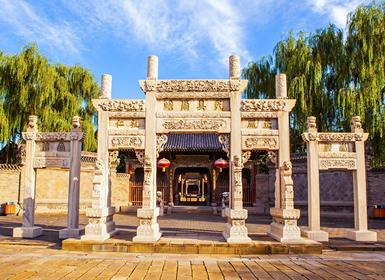 Viaje China 2017: Viaje organizado Beijing, Pingyao, Dengfeng, Luoyang, Xian y Shanghai en tren