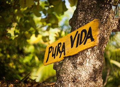 Viaje barato Costa Rica 2017: Ruta en coche Pura Vida