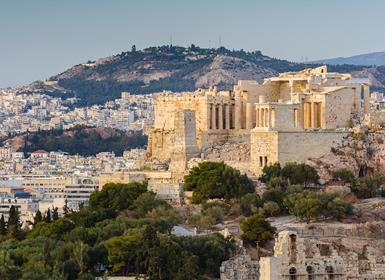 Circuitos Grecia 2017: Circuito Atenas, crucero de días, Delfos y Meteora con Crucero por Islas Griegas