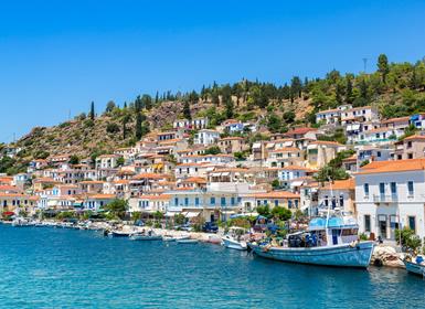Circuitos Grecia 2017: Viaje Organizado Atenas, Peloponeso e islas Sarónicas