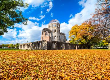 Viajes Japón 2017: Circuito cultural: De Tokio a Hiroshima