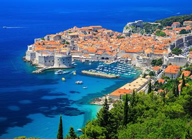 Circuitos Croacia 2017: Especial Viaje Semana Santa 2017 Dubrovnik