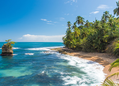Viajes economicos Costa Rica 2017: Viaje Fly&Drive: Ruta en coche Pura Vida II