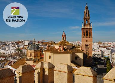 Viajes Andalucía 2017: Ruta por los Caminos de Pasión y las Capitales Andaluzas