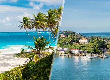 Grandes Viajes de Novios 2017 Antillas Menores: Santa Lucía y Barbados