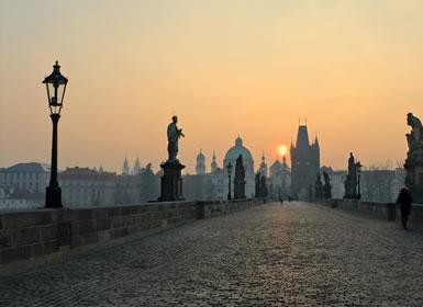 Turismo Praga