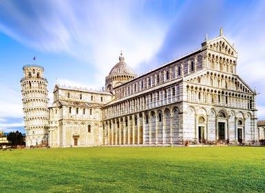 Viajes Italia, Francia 2017: Región de la Toscana con Roma, Costa Azul y Venecia