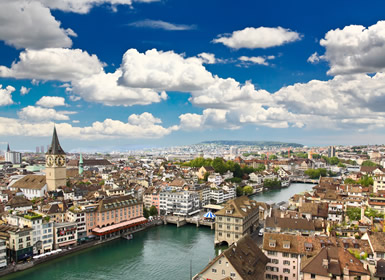 Viajes Mayores 55 años Suiza: Paisajes Alpinos y Castillo de Chillon
