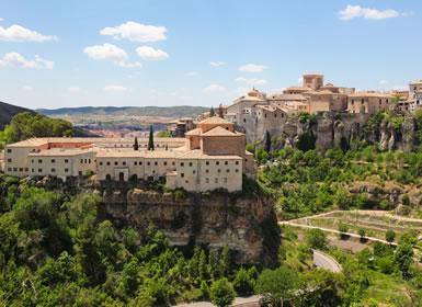 Circuitos por España 2016 Combinado: Ciudades Patrimonio de la Humanidad: Cuenca, Alcalá de Henares, Toledo, Ávila y Segovia