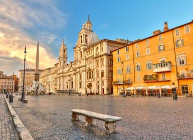 Circuitos Italia 2017: Escapada Roma