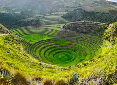 Circuitos por Perú 2017:Perú con Moray