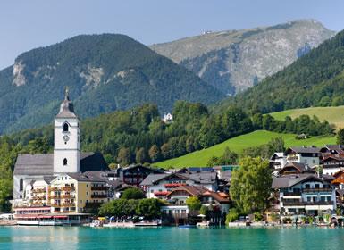 Centroeuropa: Austria, Eslovenia, Italia y Alemania