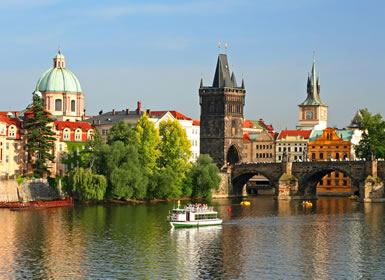 Viajes Semana Blanca 2017 Berlín, Praga y Viena Esencial