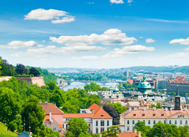 Viajes Mayores 55 años Centroeuropa: Berlín, Praga, Budapest y Viena