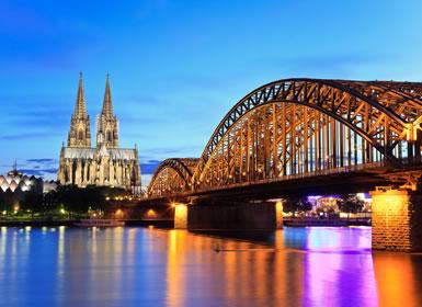 Alemania: Múnich, Frankfurt, Rhin, Hannover y Berlín