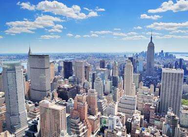 EEUU: Washington, Filadelfia y Nueva York