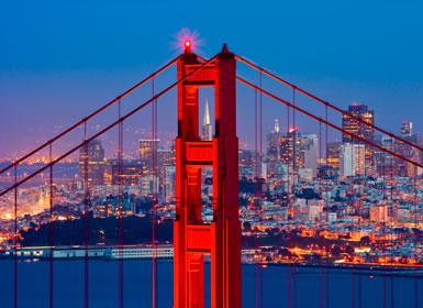 Viajes organizados Estados Unidos 2017: Los Ángeles y San Francisco