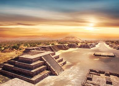 viajes mexico 2017: México DF, Tula y Teotihuacán