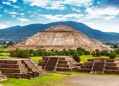 México: México DF., Guadalajara, Chiapas y Oaxaca