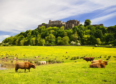 Islas Británicas: Escocia e Irlanda