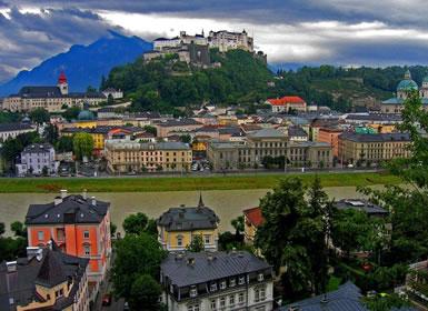 Centroeuropa: Suiza y Austria