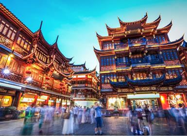 China: Beijing - Xian - Shanghai Esencial en tren