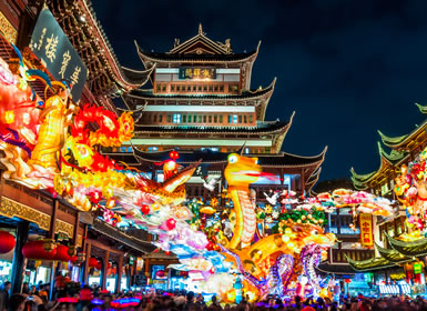 Circuitos China 2017: Escapada a Beijing y Shanghai en avión