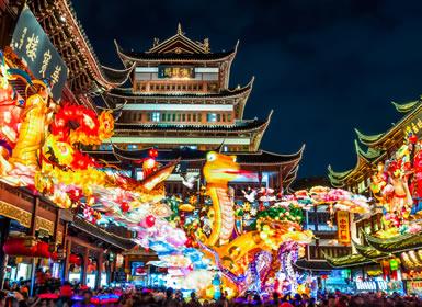 Circuitos China 2017: Escapada a Beijing y Shanghai en tren