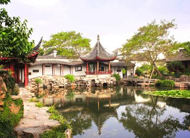 China: Beijing, Xian, Hangzhou, Suzhou y Shanghai