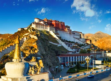 China y Tíbet Al Completo
