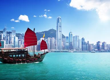 Viaje China 2017: Viaje Clásico De Beijing a Hong Kong
