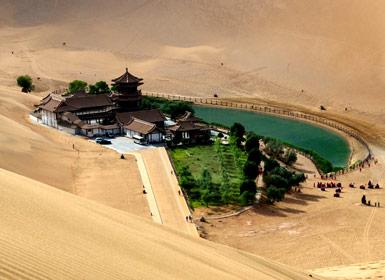 China: Ruta de la Seda