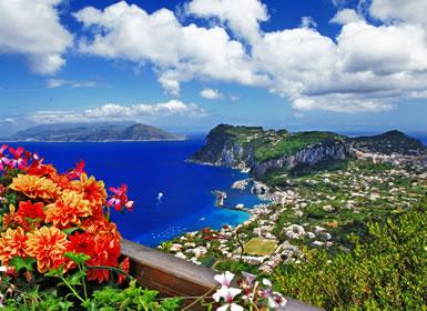 Circuitos Italia 2017: Viaje Italia: Nápoles, Capri y Pompeya organizado