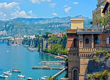 Viajes Semana Blanca 2017 Italia: La Campania Al Completo Plus