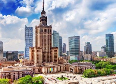 Viajes Semana Blanca 2017 Praga, Budapest y Varsovia Al Completo