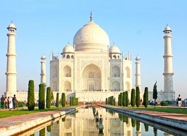 India: Delhi, Jaipur y Agra Alojamiento y Desayuno