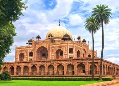 India: Delhi, Jaipur y Agra Pensión Completa