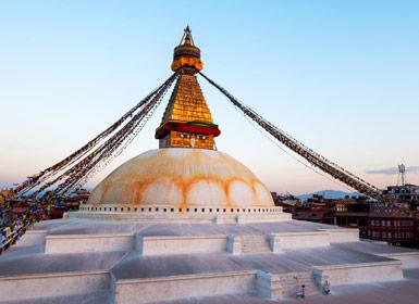 Combinado: Norte de India y Nepal