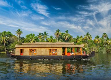 India: Sur de India
