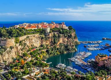 Viajes Mayores 55 años Sur de Europa: La Costa Azul con Roma, Florencia y Venecia