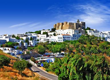 Circuitos Grecia 2017: Viaje Atenas y Crucero por las Islas Griegas