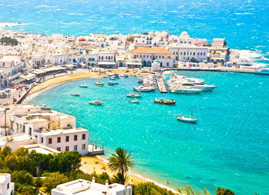 Viajes Semana Blanca 2017 Grecia: Atenas y Mykonos Esencial