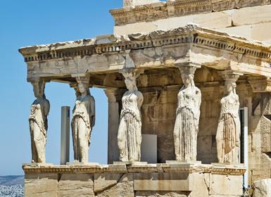 Circuitos Grecia 2017: Viaje Combinado Atenas, Olimpia y Delfos